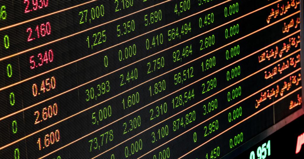 coronavirus and stock market